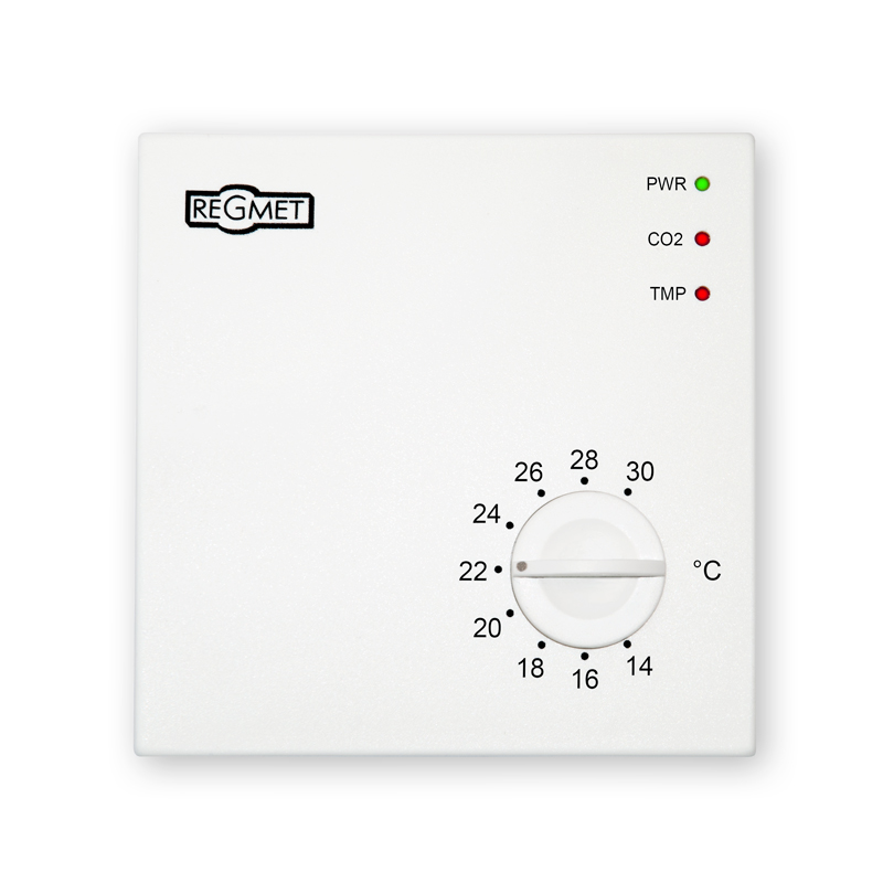 Room sensors and controllers - series CTUR
