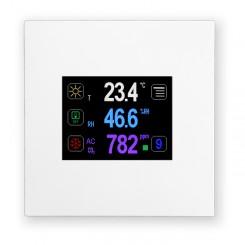 Nástěnný ovladač s dotykovým displejem - typ RK-VHM-D