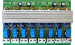 Osmikanálový proudový převodník RI8L