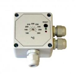 Havarijní termostaty - typ ET