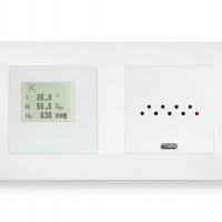 Snímače CO2 s komunikací ModBus