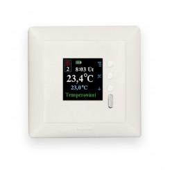 Týdenní termostat s barevným displejem - TT1C