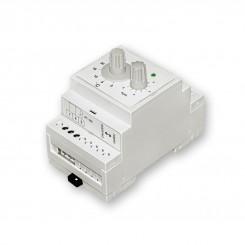Elektronické termostaty na DIN lištu - typ ESH