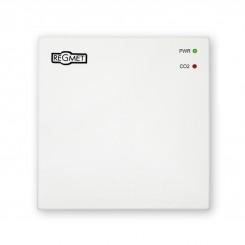 Interiérové snímače CO2, teploty a vlhkosti pro montáž na stěnu - typy SCHM a SCNM